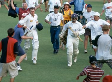The ten most memorable Test match saving knocks