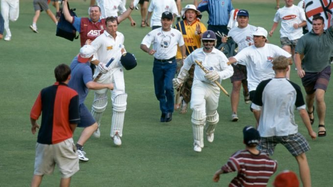 The ten most memorable Test match saving knocks