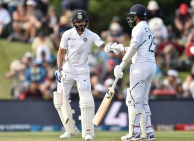 Quiz! Name every Indian men's Test cricketer since 2010