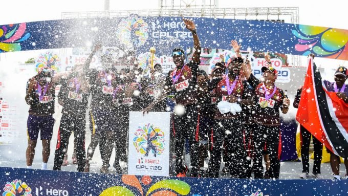 Wisden's Caribbean Premier League 2020 Team of the Tournament