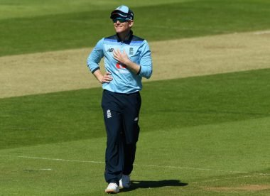 Gather round and marvel at Eoin Morgan, England's mad hatter, mastermind and miracle maker