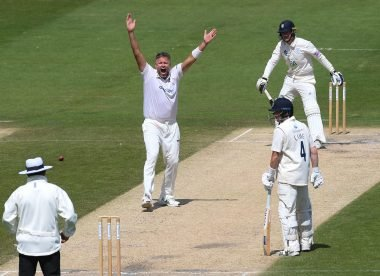 Sussex bowler suspended as ECB investigate misuse of hand sanitiser