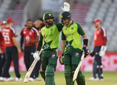 England v Pakistan T20I team of the series