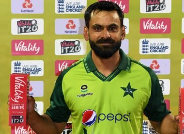 Marks out of 10: How Pakistan's players fared in their T20I series against England