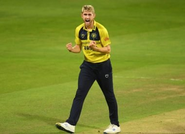 Five fast bowling backup options for England in white-ball cricket