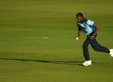 Jofra Archer bowls the spell of the summer as Joe Root watches on