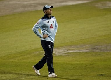 Eoin Morgan cops flak over decision to give Adil Rashid the last over against Australia