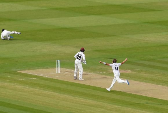 Welcome to the strange and melancholy Bob Willis Trophy final
