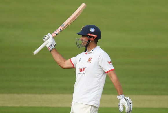 In case you were wondering, Alastair Cook's still got it