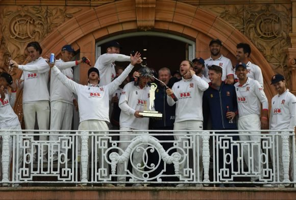 Essex: The team that forgot how to lose
