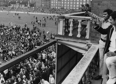 Golden Summers, 1971: India break new ground in England