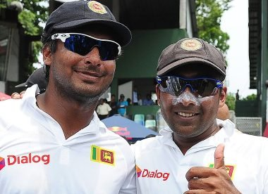 'We're very competitive on and off the field' – The Sangakkara-Jayawardene story