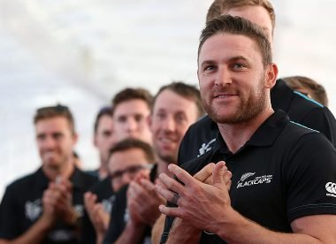 Brendon McCullum: An enviable combination of bravado and goodwill – Almanack
