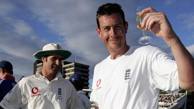 Ashley Giles's career defining moments, in his own words