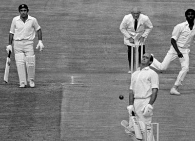 My Golden Summer, 1976: The smouldering West Indies and the 'grovel' episode