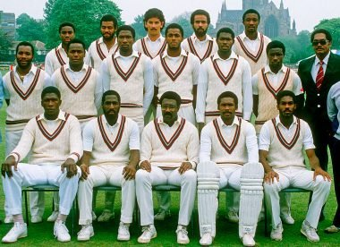 'Lithe, debonair and quite brilliant' – the West Indies class of 1984