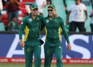 Why du Plessis didn't convince de Villiers to return despite 'desperately' needing him