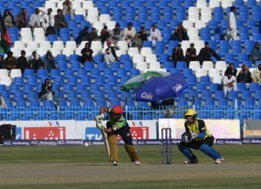 Team owner makes T20 debut in Afghanistan, gets banned for misbehaviour