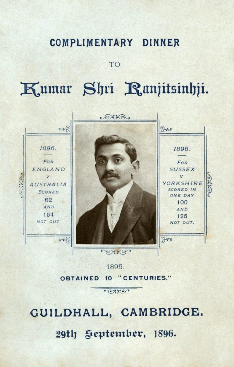 Ranjitsinhji