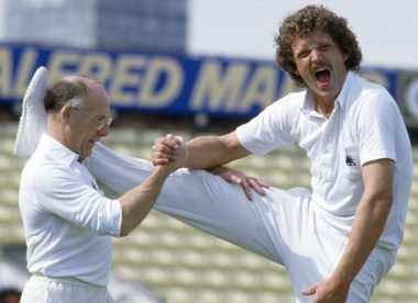 Richard Ellison: England's unlikely Ashes hero –  Almanack