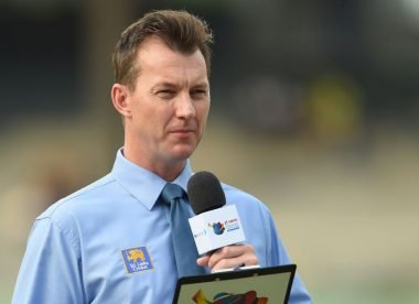 Brett Lee returns for commentary duties hours after attempting CPR on Dean Jones