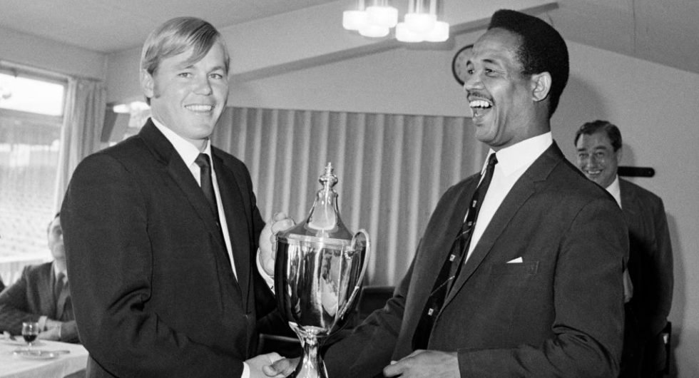 Mike Procter and Sobers