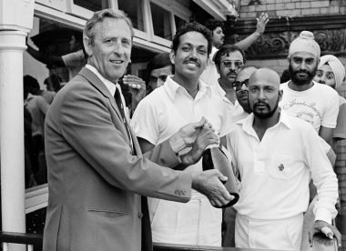Mohinder Amarnath: India's courageous phenom who starred in the shock of 83 – Almanack