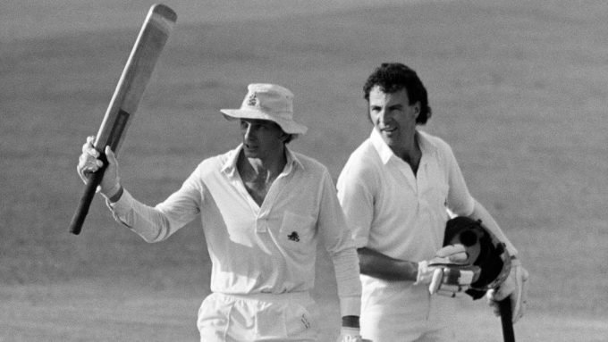 My Golden Summer, 1985: David Gower at his exquisite best