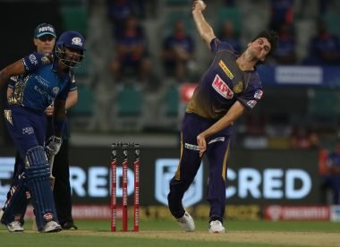 IPL 2020: Under fire Cummins gets Karthik's backing after expensive spell