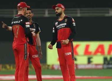 The Kohli-De Villiers suggestion that helped Chahal bag two in two