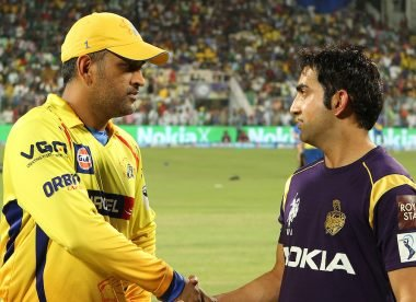 'Makes no sense' – Gambhir slams Dhoni for not 'leading from the front'
