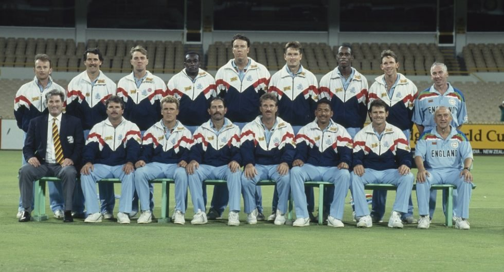 England 1992 World Cup