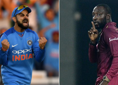'Can you just zip your mouth & bat?' –The Kohli-Kesrick banter that extended across three T20Is