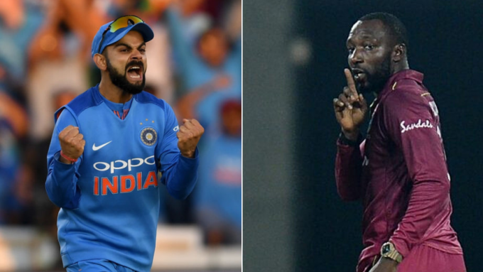 'Can you just zip your mouth & bat?' – The Kohli-Kesrick banter that extended across three T20Is
