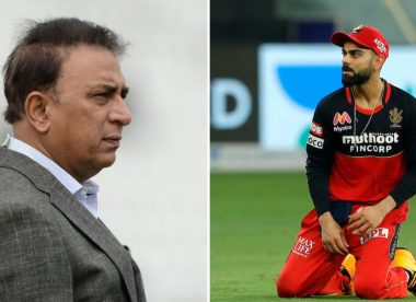 Sunil Gavaskar criticised  for supposedly 'distasteful' on-air comment during IPL 2020
