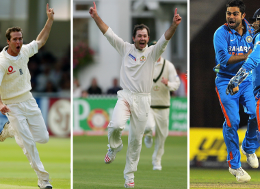 Golden arms: Great batsmen who took big wickets
