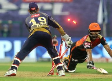 'Not acceptable' – Warner disappointed with sluggish SRH batting