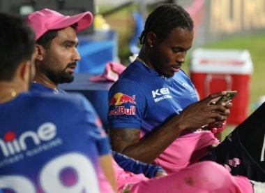 Jofra Archer has the last laugh after Kings XI Punjab's banter ages poorly