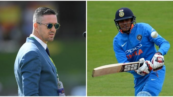 Kevin Pietersen: Shubman Gill was 'very unlucky' to miss out on India's 2019 World Cup squad