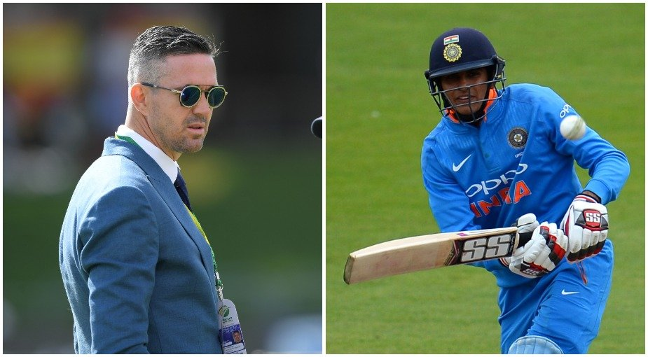 Pietersen: Shubman Gill 'Unlucky' To Miss Out On India CWC19 Squad