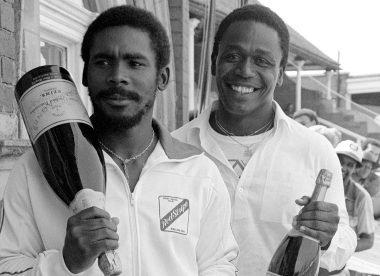 'We were ahead of our time' – The Greenidge and Haynes story