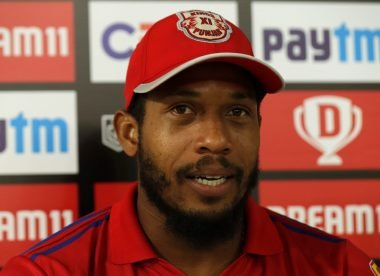 Chris Jordan explains the 'baffling' route he ran on last ball of KXIP tie with Mumbai Indians