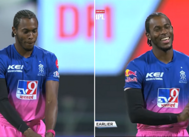 Watch: Jofra Archer imitates Jasprit Bumrah's action during RR-MI IPL clash