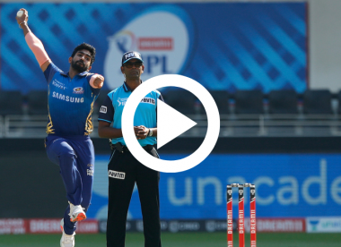 Watch: Bumrah removes both Stoinis and Pant in sensational IPL over
