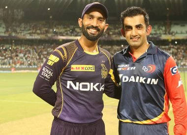 Gautam Gambhir posts cryptic tweet after Dinesh Karthik steps down as KKR captain