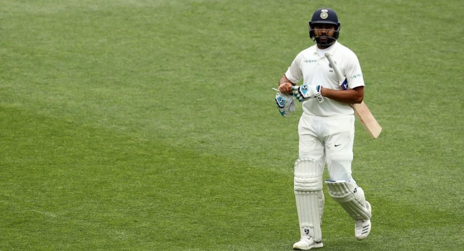 Confusion Swirls Around Rohit's Fitness After Exclusion From Australia Tour