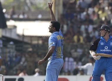 Quiz! Name the India fast bowlers with more than 50 men's ODI wickets