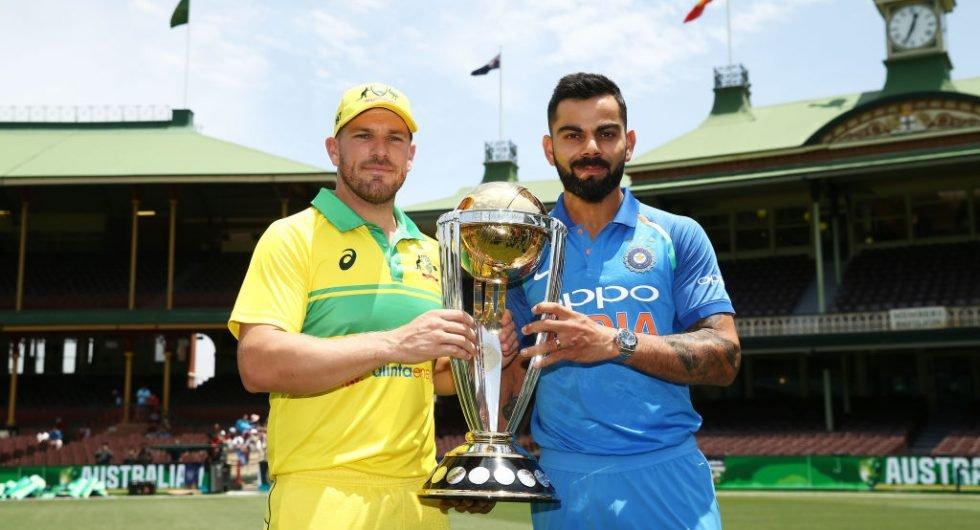 Australia India squad