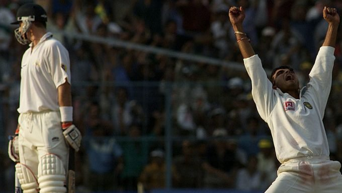 When Sourav Ganguly opened the bowling in a high-stakes Test match – and it worked