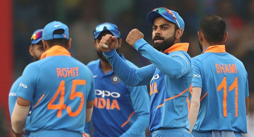 India ODI XI